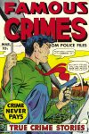 Cover For Famous Crimes 16