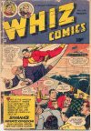 Cover For Whiz Comics 142