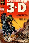 Cover For Adventures in 3 D 2