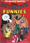Cover For Keen Detective Funnies 18