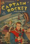 Cover For Captain Rocket 1