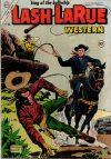 Cover For Lash Larue Western 50