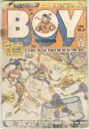 Cover For Boy Comics 50