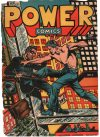 Cover For Power Comics 1