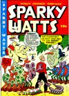 Cover For Sparky Watts 8