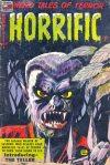 Cover For Horrific 8