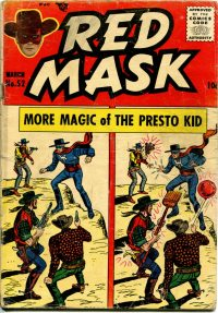 Large Thumbnail For Red Mask #52