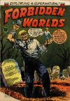 Cover For Forbidden Worlds 16