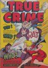 Cover For True Crime Comics v1 3