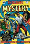 Cover For Shocking Mystery Cases 51