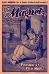 Cover For The Magnet 1634 The Kidnapped Cricketer!