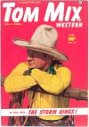 Cover For Tom Mix Western 28