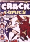 Cover For Crack Comics 18 (fiche)