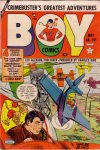 Cover For Boy Comics 101