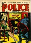 Cover For Police Comics 109