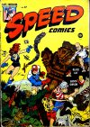Cover For Speed Comics 37