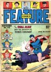 Cover For Feature Comics 128