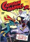 Cover For Captain Marvel Jr. 35