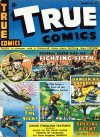 Cover For True Comics 33