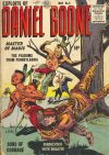 Cover For Exploits of Daniel Boone 4