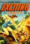 Cover For Exciting Comics 57