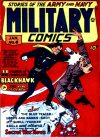 Cover For Military Comics 6