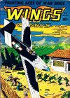 Cover For Wings Comics 41