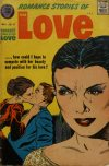 Cover For Romance Stories of True Love 45