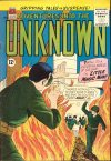 Cover For Adventures into the Unknown 139