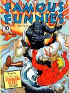 Cover For Famous Funnies 89