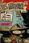 Cover For U.S. Air Force Comics 9