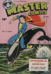 Cover For Master Comics 111