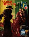 Cover For Sexton Blake Library S3 4 The Red Stiletto