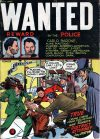 Cover For Wanted Comics 10