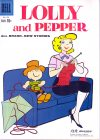 Cover For 0978 Lolly and Pepper