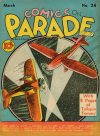 Cover For Comics on Parade 24