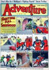 Cover For Adventure 1308
