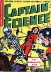 Cover For Captain Science 7