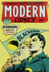Cover For Modern Comics 45