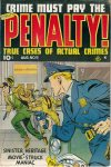 Cover For Crime Must Pay the Penalty 9