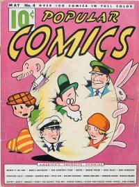 Large Thumbnail For Popular Comics #4