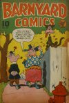 Cover For Barnyard Comics 10