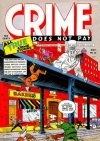 Cover For Crime Does Not Pay 30