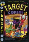 Cover For Target Comics v3 5