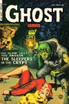 Cover For Ghost Comics 6