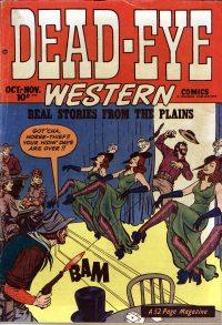 Large Thumbnail For Dead-Eye Western Comics v1 #12