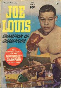 Large Thumbnail For Joe Louis #2