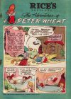 Cover For The Adventures of Peter Wheat 50