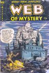 Cover For Web of Mystery 4