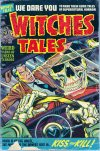 Cover For Witches Tales 20
